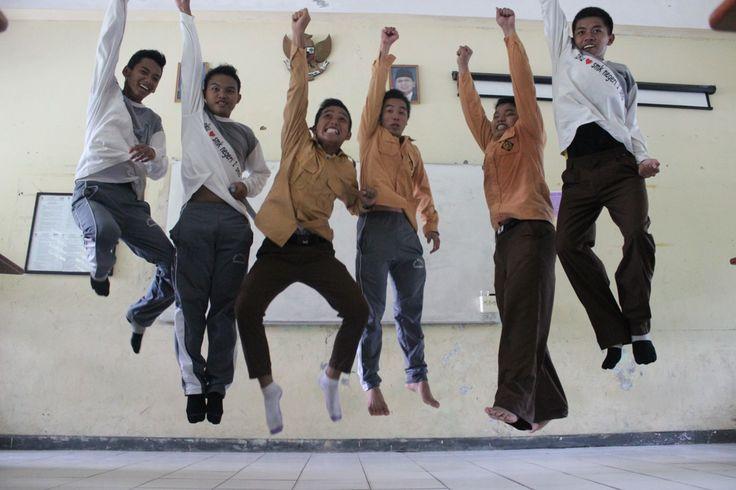 Galang, Reza, Hendri, Marco, Aldino, Adit (Cilu)