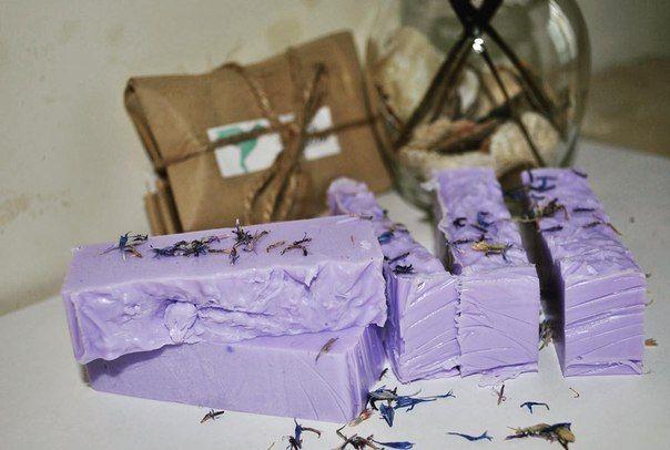 #мыло ручной работы с лавандой :) #handmade #soap #kiev #ukraine #киев #украина #ручнаяработа