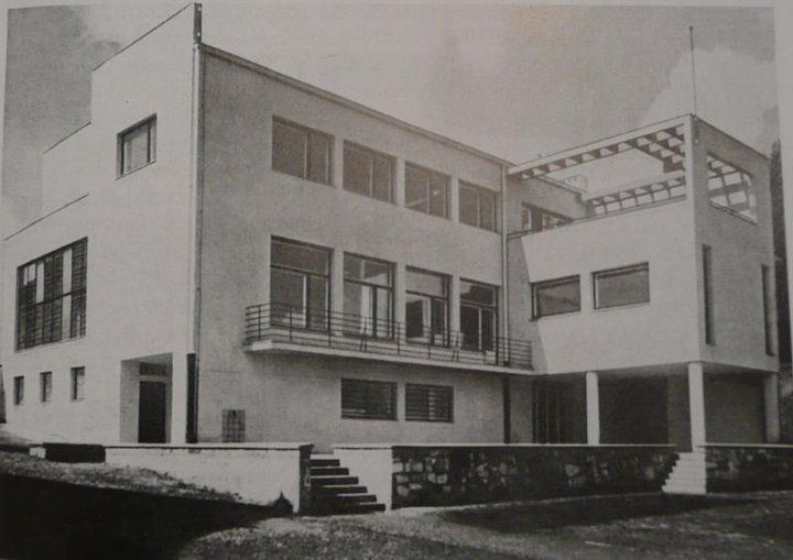 Lucjan Korngold & Henryk Blum, Warsaw, 1930-32