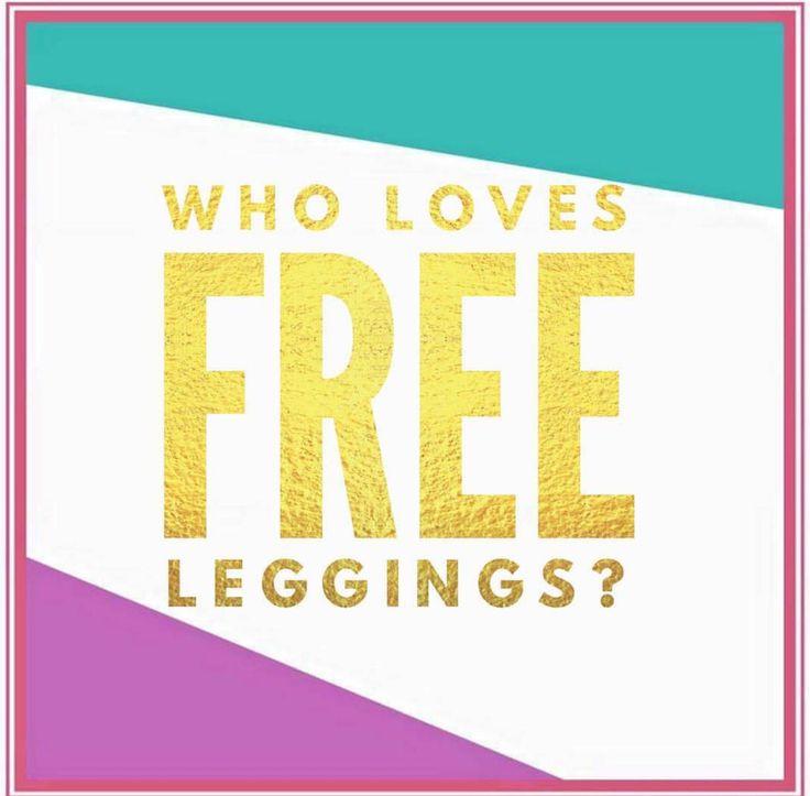 Who loves free leggings? www.lularoejilldomme.com | LuLaRoe Business Ideas | Pinterest | Love ...