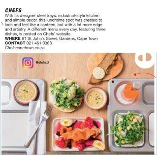 Chefs - Cape T