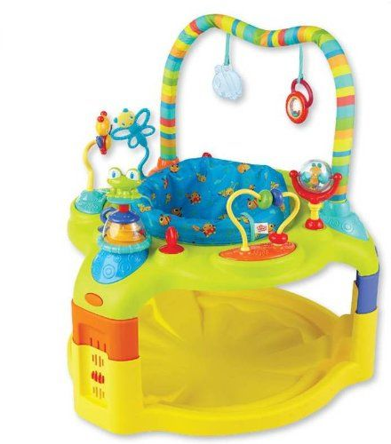 Bright Starts Entertain and Grow Saucer available online at http://www.babycity.co.uk/