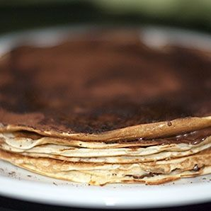 This isn't your standard diner pancake: Ryan Hall whips up this protein, carb, and fat-packed flapjack every morning, whether it's race day or...