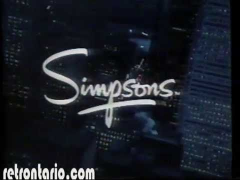 Simpsons Has It 1983 Canadian department store commercial