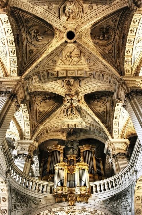 baroque architecture interior - photo #6
