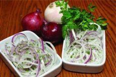Маринованный лук к шашлыку / Простые рецепты