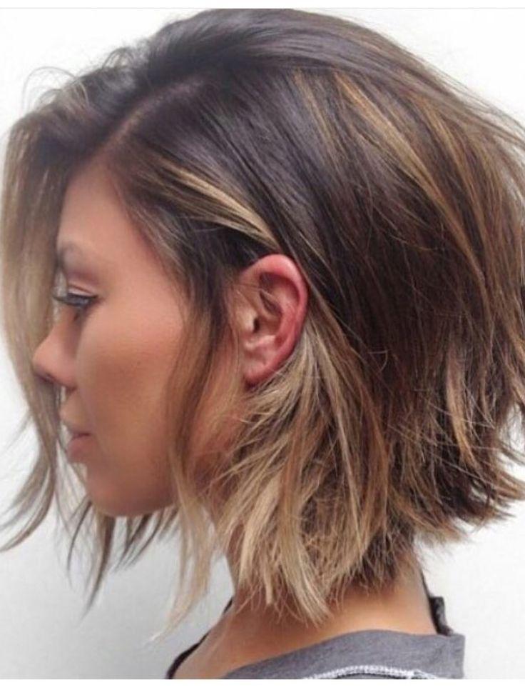 Long Bob Short Haircut Ideas Pinterest