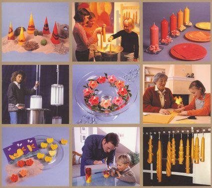 Hobby Svíčky