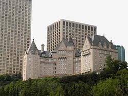 Hotel Macdonald, Edmonton Alberta Canada  Had breakfast here before my cousin's grad. AMAZING!