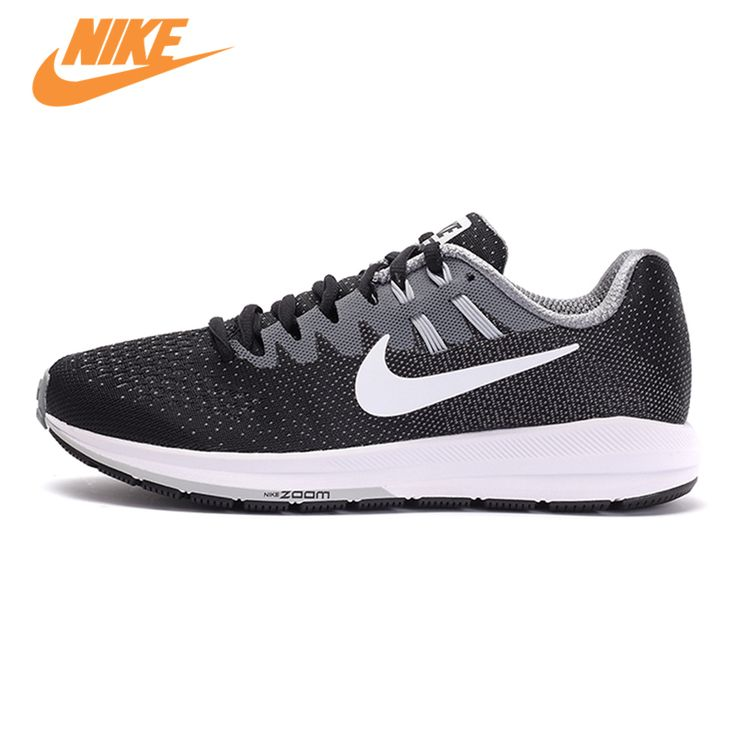 Original NIKE New Arrival 2017 Summer AIR ZOOM STRUCTURE 20 Women's Running Shoes Sneakers Trainers