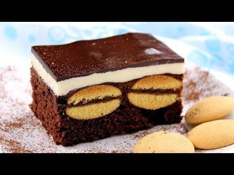 Ciasto Kocie Oczy | Smaczne-Przepisy.TV - YouTube