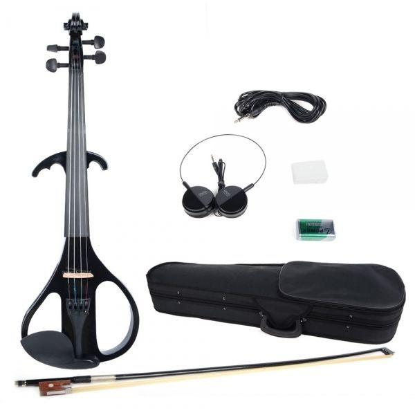 N, Basswood Electric Violin Black Case Rosin Head Set Bow Battery LJ1 4 4 Electr: Bid: 92,48€ (£81.08) Buynow Price 92,48€ (£81.08)…