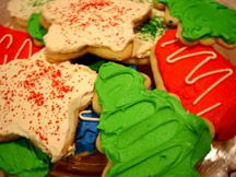 High Altitude Simple Sugar Cookies - because the others never turn out just right...
