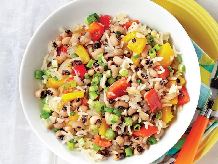 Whether you use canned or dried, this nutritious bean recipe adds a hit of healthy fibre and potassium to weeknight dinner. It's an inexpensive source of vegetarian protein, too!