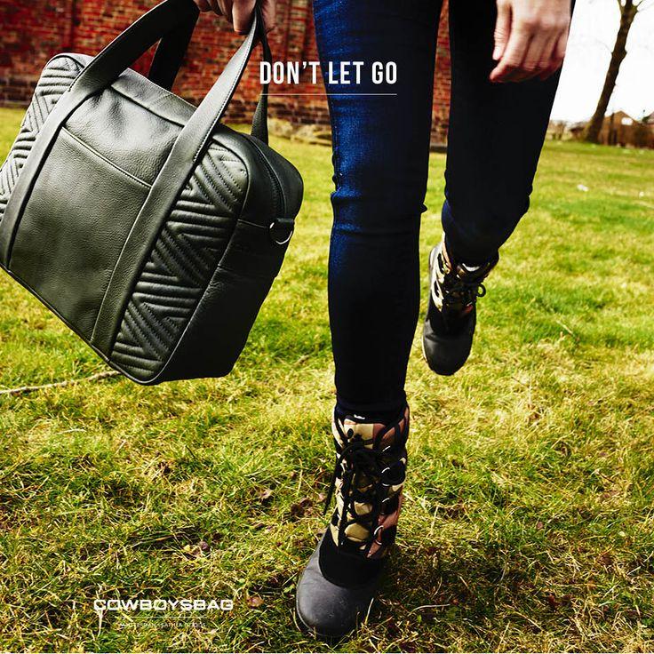 Cowboysbag   Don't let go