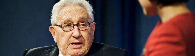 Henry Kissinger roept op tot Nieuwe Wereldorde - http://www.ninefornews.nl/henry-kissinger-roept-op-tot-nieuwe-wereldorde/