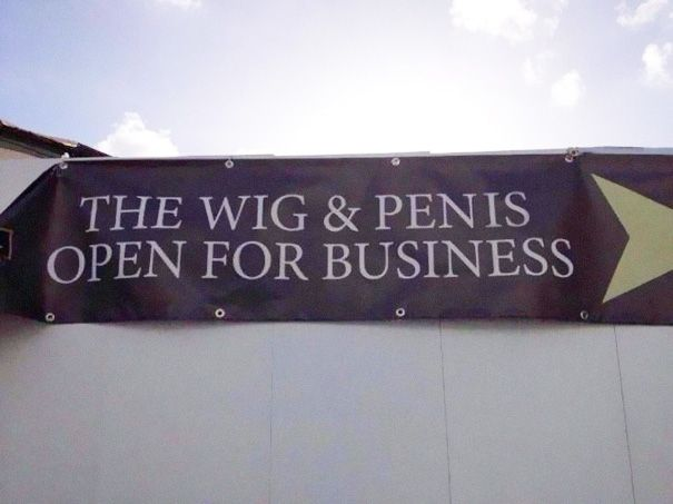 Letter Spacing Fails Have Us Looking Like a Bunch of 80081ES -  #fail #funny #WTF