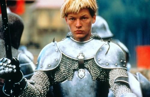"""Milla Jovovich, """"The Messenger"""", 1999 #armor"""