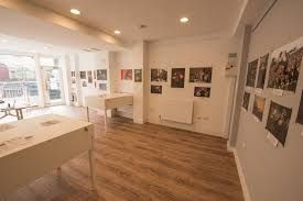 Image result for small art gallery interior