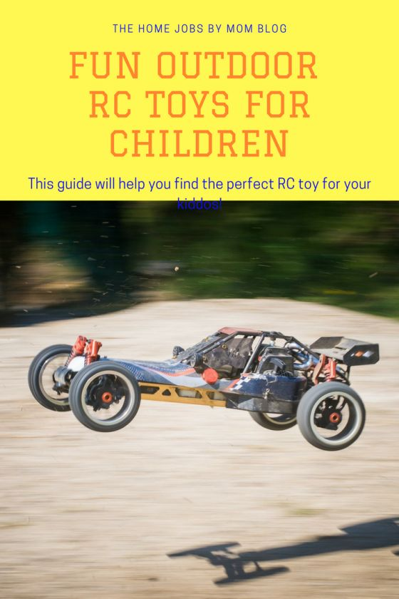Getting kids off the couch, away from the screens and outdoors can be a difficult task. Luckily, RC toys offer a fun and exciting alternative that you and your kids can enjoy together. rc toys, toys, outdoor toys, rc toys drones, rc toys cars, rc toys gifts