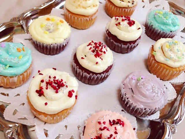 アメリカ♡NYスタイルカップケーキの画像