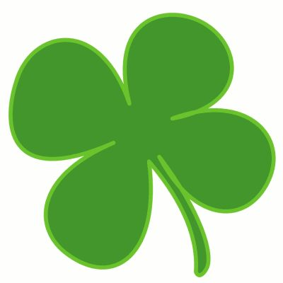 """St. Patrick's Day Shamrock Search: have one child step out of the room and another child hide the shamrock. Then another child has to help """"guide"""" the child that went outside to the shamrock using 1-2 word phrases."""