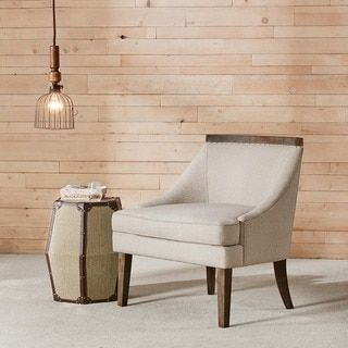 Shop for Madison Park Wiston Reclaimed Trim Accent Chair. Get free shipping at Overstock.com - Your Online Furniture Outlet Store! Get 5% in rewards with Club O!