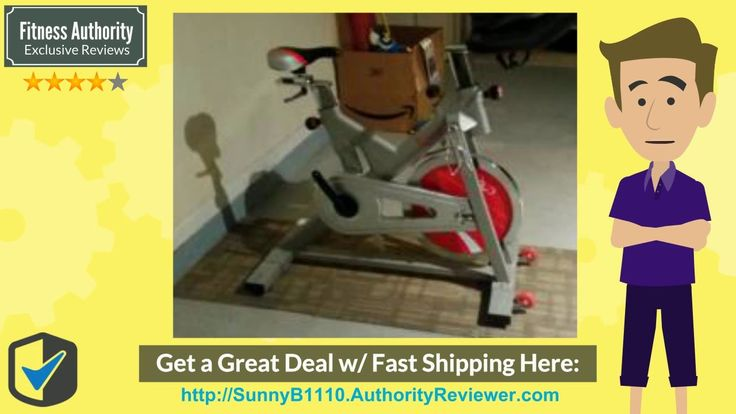 Sunny Health & Fitness SF-B1110 Indoor Cycling Bike Review - https://www.youtube.com/watch?v=OjXOPWML6Yw - SF-B1110 Indoor Cycling Bike Review - And, however much anyone else want to help, they could just do for you personally. It's true that you are able to spend tens of thousands of dollars on hiring the very best personal trainer which you can discover, but, regardless how great they're, they cannot really do the exercise for you personally.