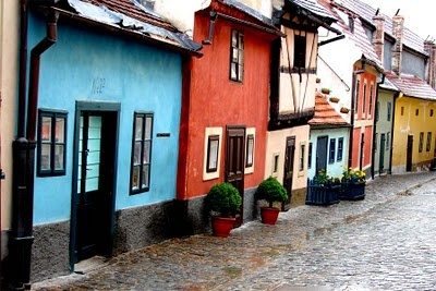 Top Seven Things to do in Prague (Czech Republic), Zlata ulicka at Prague Castle | Travel Wonders