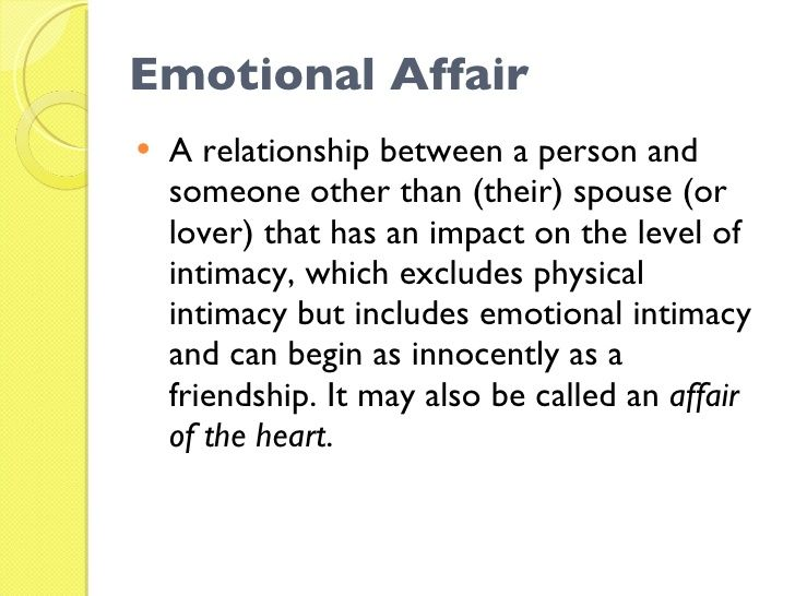 With Cope How Emotional To Affair An