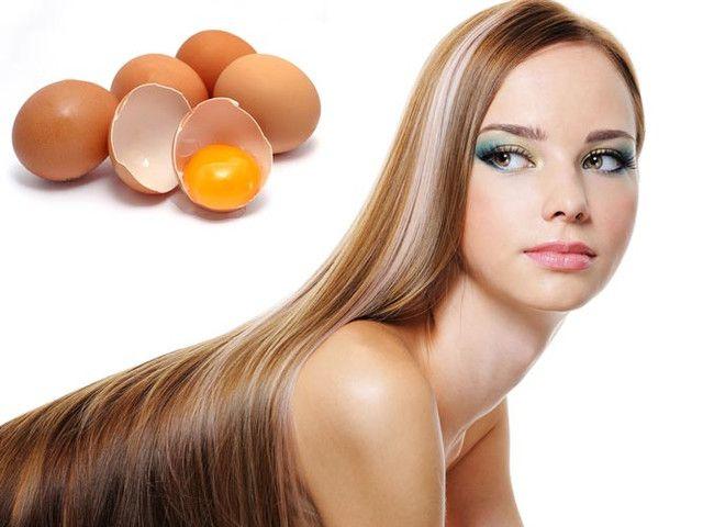 Ką duoda jums kiaušinių kaukės plaukams? #plaukų_kaukė, #kiaušinių_kaukės_plaukams, #grožio_patarimai.