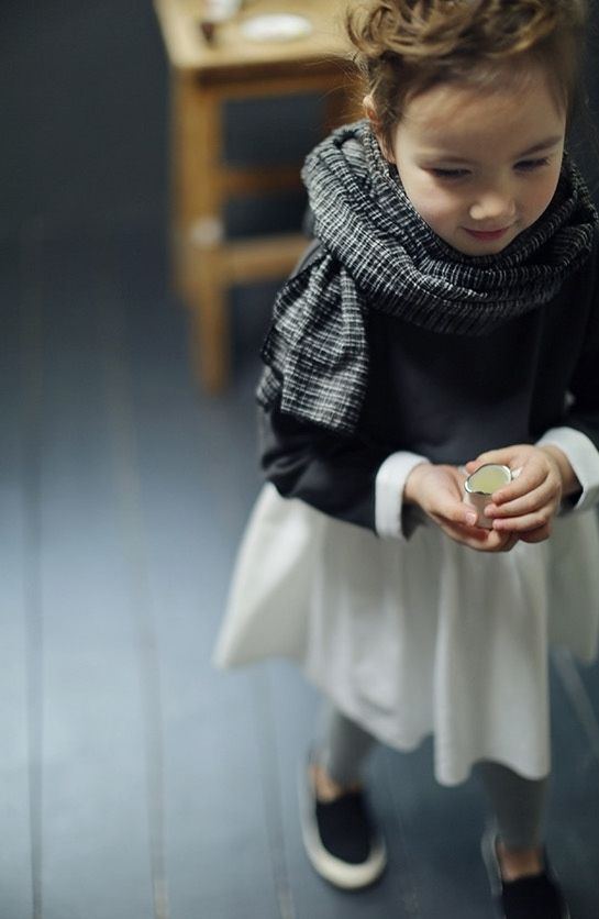 layered and so chic! #kids #fashion