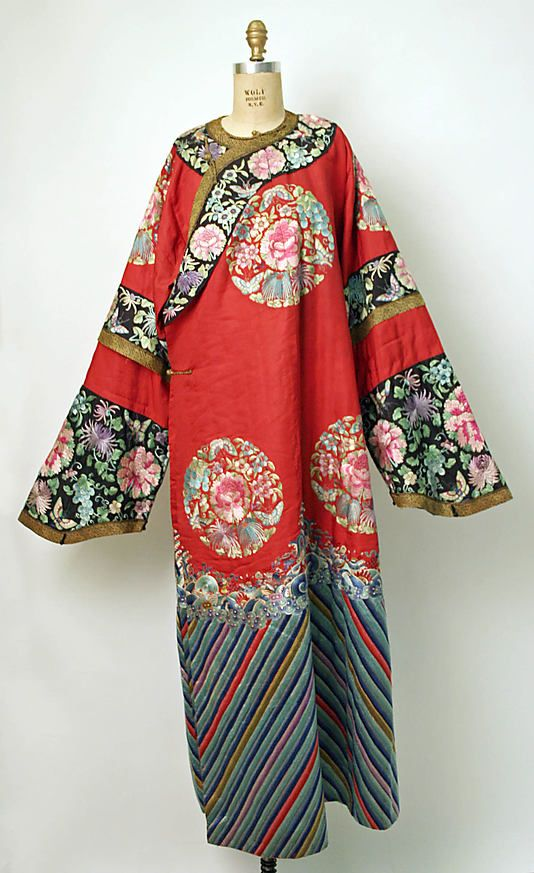 Robe  Date: 19th century   Culture: Chinese