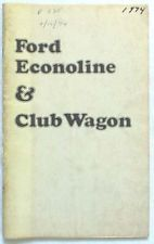 Best 25 ford owners manual ideas on pinterest 1974 ford econoline clubwagon owners manual 1974 ford econoline van and club wagon owners manual fandeluxe Image collections