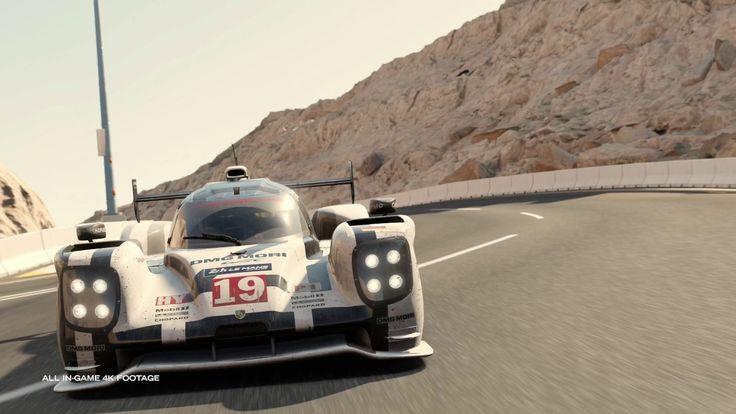 Forza Motorsport 7 - Xbox One X E3 2017 4K Announce Trailer