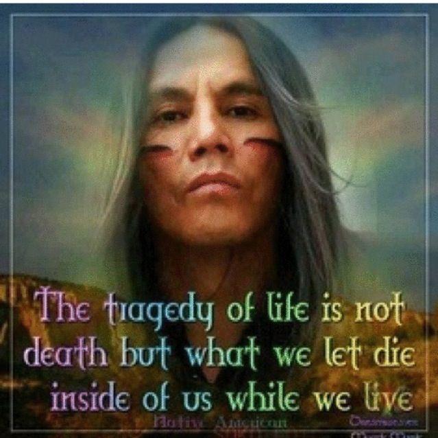 Native American ...Life