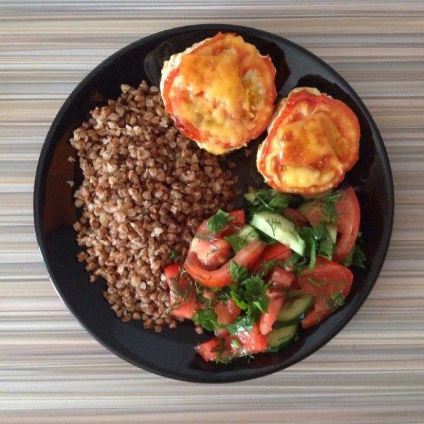 Рецепты для ужина для похудения