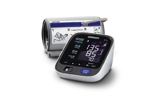 Omron 10 Plus Series Upper Arm Blood Pressure Monitor with ComFit Cuff at http://suliaszone.com/omron-10-plus-series-upper-arm-blood-pressure-monitor-with-comfit-cuff/