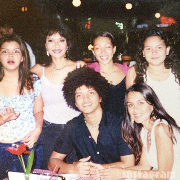PHOTOS BIOS Meet Bruno Mars' sisters and stars of The Lylas show ...