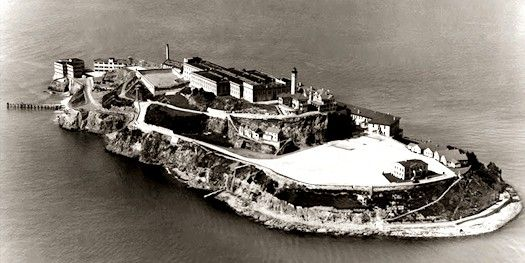 Alcatraz: From 1934 to 1963, Alcatraz earned its reputation as the home of the…
