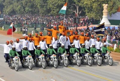 Republic Day 26 January Parade Ground Images and Pictures-4