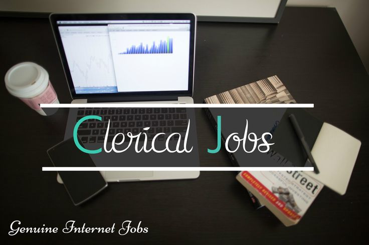 Clerical Job List | Genuine Internet Jobs Enter addresses and other various information into databases.  Get paid on a per-piece basis from a few cents per form to $5-$9 per document.  You submit an invoice to Axion every two weeks, your invoice will be paid 28 days after the invoice date. Requirements: High Speed Internet Voice Mail/Answering machine Clean Criminal Background/ Windows XP or higher...