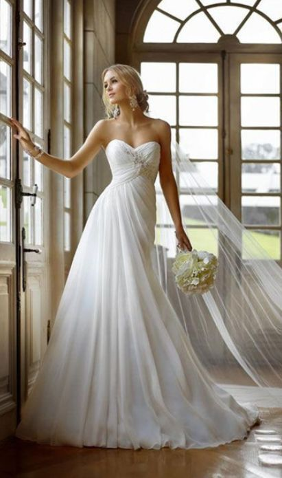 28 besten dresses Bilder auf Pinterest | Hochzeitskleider, Kleid ...
