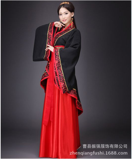 80079ecb4f40a Ancient chinese costume women clothing clothes robes traditional beautiful dance  costumes dress roupas tradicional chinesa-in Chinese Folk Dance from ...