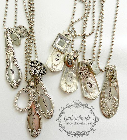 Silverware jewelry1