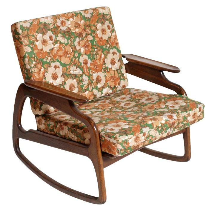 Oltre 25 fantastiche idee su sedie a dondolo di legno su for Designer di mobili francesi art deco