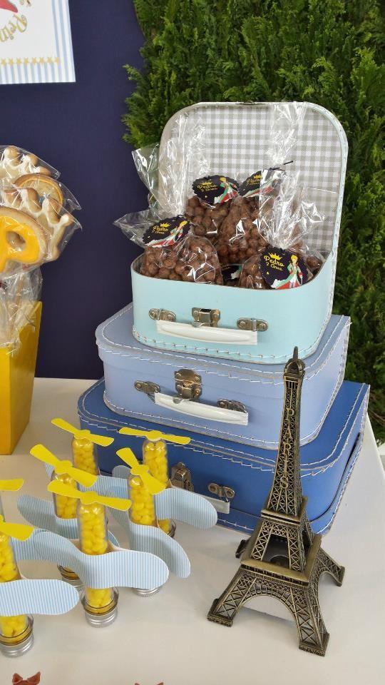 Festa Pequeno Principe www.tantafestanca.com.br