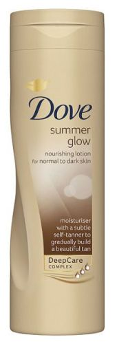 #Dove Summer Glow Nourishing Lotion for Normal to Dark Skin 250ml