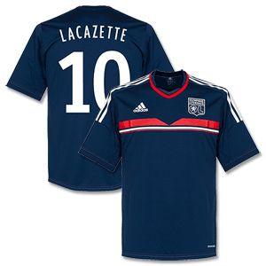 Adidas Olympique Lyon 3rd Lacazette Shirt 2013 2014 Olympique Lyon 3rd Lacazette Shirt 2013 2014 (Fan Style Printing) http://www.comparestoreprices.co.uk/football-shirts/adidas-olympique-lyon-3rd-lacazette-shirt-2013-2014.asp