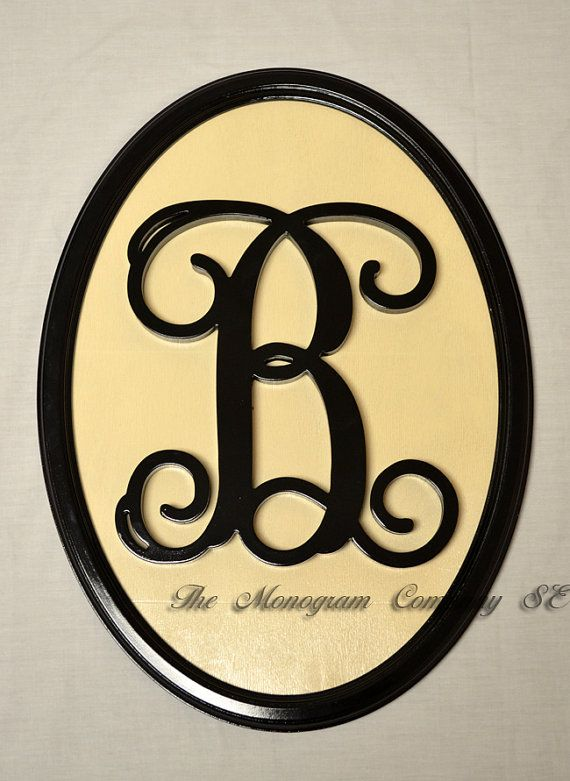 47 best Monogram Wall images on Pinterest | Monograms, Decorated ...